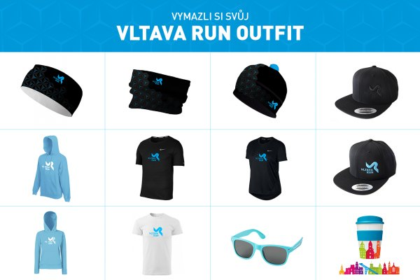 On Monday 15/2, we are launching the Vltava run e-shop