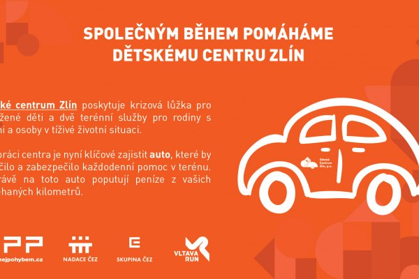 Move to help the Children's Centre in Zlín